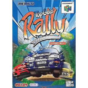 Top Gear Rally [N64 - occasion BE]