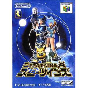 Star Twins / Jet Force Gemini [N64 - used good condition]