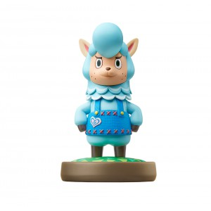 Amiibo Kaizo / Cyrus - Animal Crossing series Ver. [Wii U]