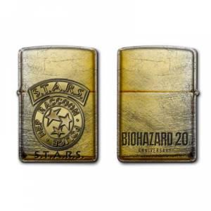 Biohazard 20th Zippo: S.T.A.R.S. [Capcom]