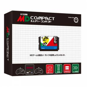 MegaDrive / MD COMPACT [Brand New]