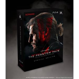 Metal Gear Solid V: The Phantom Pain - Special Edition [PS4 / Occasion]