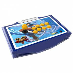 "Mad Catz Street Fighter V ""Chun-Li"" Official Arcade Fight Stick Tournament Edition 2 [PS3/PS4]"