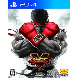 Street Fighter V - Standard Edition [PS4]