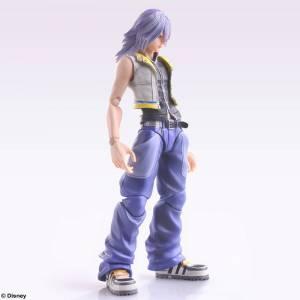 Kingdom Hearts 2: Riku [Play Arts Kai]
