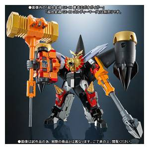 Star GaoGaiGar - Option Set - Limited Edition [Soul of Chogokin]
