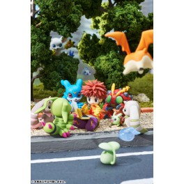 Digimon Adventure - DigiColle! DATA 3 8 pieces BOX [MegaHouse]