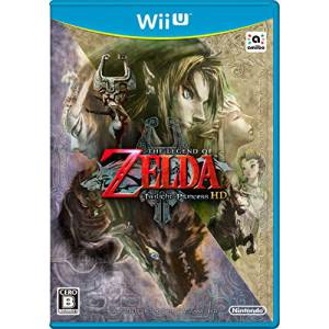 The Legend of Zelda: Twilight Princess HD [Wii U]