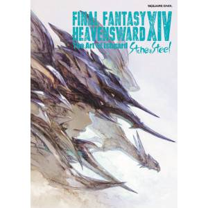 FINAL FANTASY XIV: HEAVENSWARD  The Art of Ishgard - Stone and Steel - Square Enix E-store Limited [Artbook]