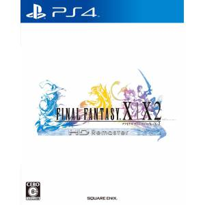 Final Fantasy X / X-2 HD Remaster [PS4 - Used Good Condition]