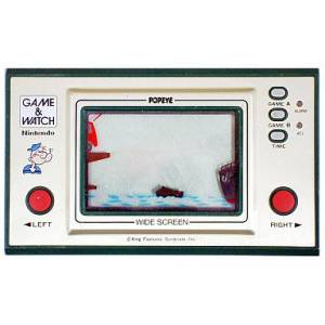Popeye - Wide Screen PP-23 - occasion / loose [Game & Watch]