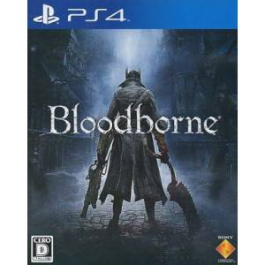FREE SHIPPING - Bloodborne [PS4 - Used Good Condition]