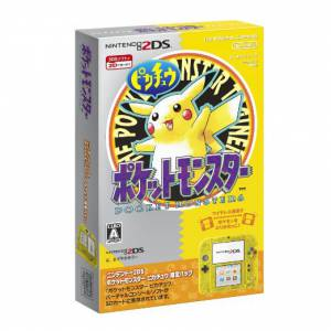 Nintendo 2DS - Pokemon Pikachu limited pack [Brand New]
