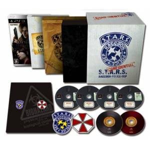 Bio Hazard 15th Anniversary Box - e-Capcom Limited Edition [PS3]
