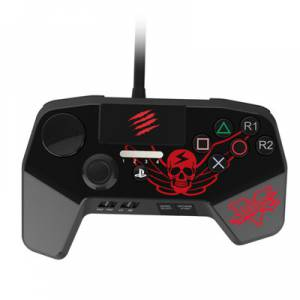 Street Fighter V Arcade Fight Pad Pro / Black [PS4/PS3]