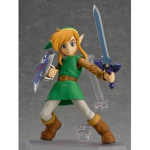 The Legend of Zelda: A Link Between Worlds - Link (A Link Between Worlds ver.) DX Limited Edition [Figma EX-032]