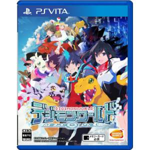 Digimon World: Next Order [PSVita]