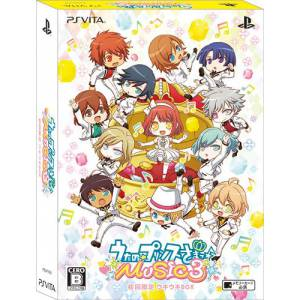 Uta no * Prince-Sama: Music 3 - Limited edition [PSVita]