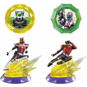 Kamen Rider - Ride Figures SR-07 [PS3 / Wii U]