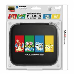Case / Pouch - Pokemon [Nintendo 2DS / Hori]