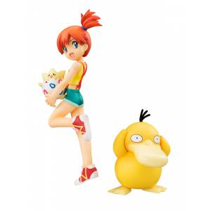 Pokemon - Misty & Togepi & Psyduck [G.E.M.]