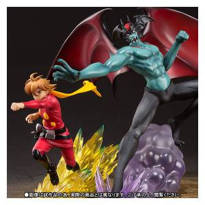 Cyborg 009 VS Devilman - Limited Edition [Figuarts ZERO]