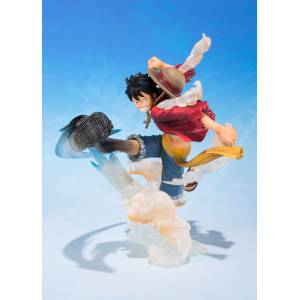 One piece - Monkey D. Luffy -Gomugomu no Takamuchi- [Figuarts ZERO]
