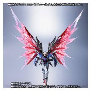 Destiny Gundam Wings of Light Option Set - Edition Limitée [Metal Build]