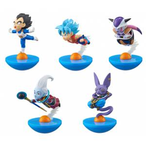 Dragon Ball Super 5 Pack BOX [YuraColle]