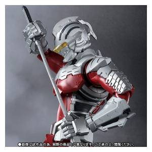 FREE SHIPPING - ULTRAMAN Suit Ver 7.2 - Limited Edition [ULTRA-ACT x S.H.Figuarts]