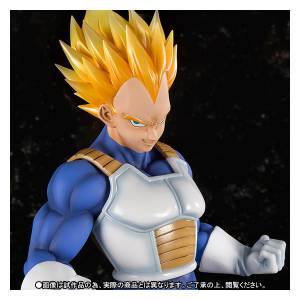 Dragon Ball Z - Super Saiyan Vegeta - Edition Limitée [Figuarts ZERO EX]