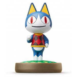 Amiibo Mishiranuneko / Rover - Animal Crossing series Ver. [Wii U]