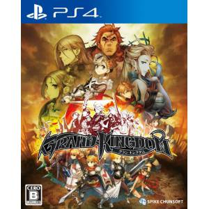 Grand Kingdom [PS4 - Used Good Condition]
