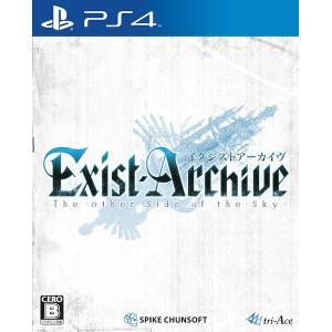 Exist Archive : The Other Side of the Sky [PS4-Occasion]