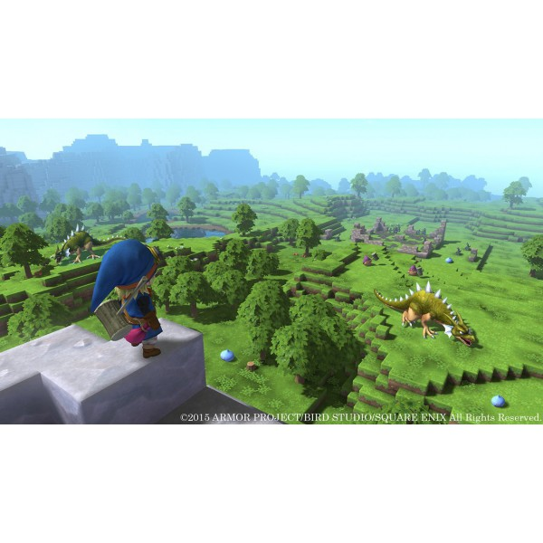 acheter dragon quest builders occasion be ps4 import japon nin nin. Black Bedroom Furniture Sets. Home Design Ideas