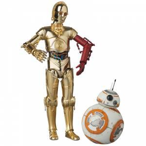 Star Wars: The Force Awakens - C-3PO & BB-8 [MAFEX]