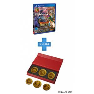 Dragon Quest Heroes II - Dragon Quest 30th Anniversary Monster Coin Set Square Enix Store Limited Edition [PSVita]