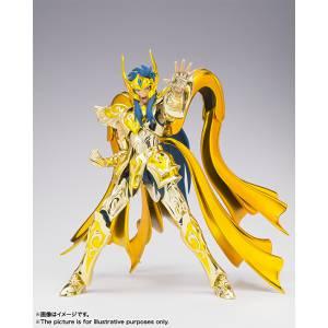 Saint Seiya Myth Cloth EX - Aquarius Camus (God Cloth / Soul of Gold) [Brand New]