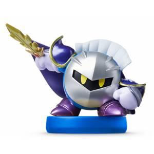 Amiibo Meta Knight - Kirby: Planet Robobot series Ver. [Wii U]