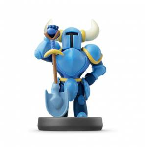 Amiibo Showel Knight - Showel Knight series Ver. [Wii U]