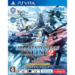 Phantasy Star Online 2 Episode 4 - Deluxe Package DX Pack Limited Edition [PSVita]