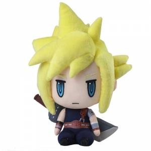 Final Fantasy VII - Cloud Strife [Plush Toys]