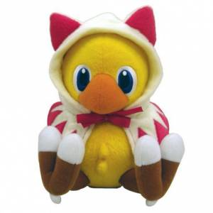 Chocobo no Fushigi na Dungeon - Chocobo White Mage [Plush Toys]
