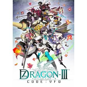 7th Dragon III code: VFD - Standard Edition [3DS-Used]