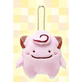 Pokemon - Clefairy Ditto / Metamon Themed Limited Edition (keychain) [Plush Toys]