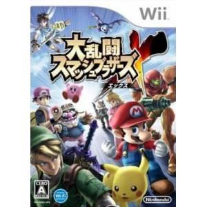 Dairantou Smash Brothers X / Super Smash Bros Brawl [Wii - Occasion BE]