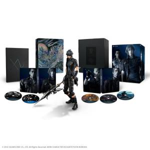 Final Fantasy XV - Ultimate Collector Limited Edition [PS4]