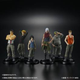 Mobile Suit Gundam: Iron - Blooded Orphans  6 Pack Box Limited Edition [HG]