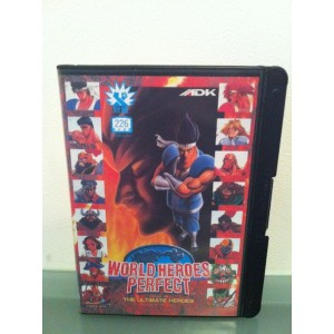 World Heroes Perfect [NG AES - Used Good Condition]