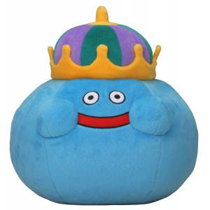 Dragon Quest - Smile Slime Plush: King Slime L [Plush Toys]
